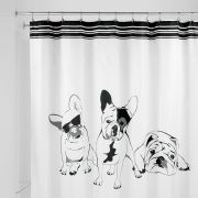 62020ES  Shower Curtain  (Size: 183cm x 183cm)