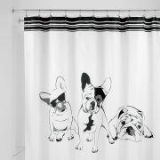 62020ES  Shower Curtain  (Size: 183cm x 183cm)