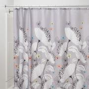 49020ES  Shower Curtain  (Size: 183cm x 183cm)