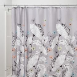49020ES  Shower Curtain  (Size: 183cm x 183cm)