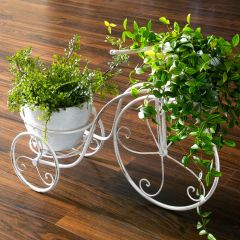 PL08-5826  Bicycle Flower Planter