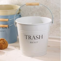 00863ES  Pail Waste Can