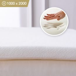 Memory Foam-1000  Single  Mattress Topper 1000