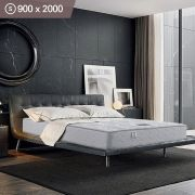 Austin-900   Single Pocket Spring w/ Memory Foam Mattress  (상단)