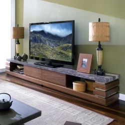 E501  Marble TV Stand