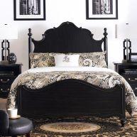Perris-K  King Panel Bed