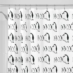 60120ES  Shower Curtain   (Size: 183cm x 183cm)