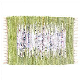 SSA-403-Green-45x70   100% Handmade Carpet