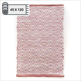 SSA-400-Rust-45x120  100% Handmade Carpet