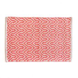 SSA-402-Coral-45x70   100% Handmade Carpet