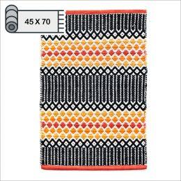 SSA-404-Coral-45x70   100% Handmade Carpet