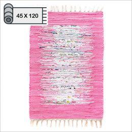 SSA-403-Pink-45x120  100% Handmade Carpet