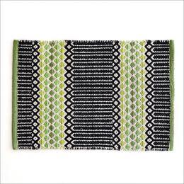 SSA-404-Green-45x70   100% Handmade Carpet