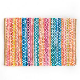 SSA-406-Orange-45x120   100% Handmade Carpet