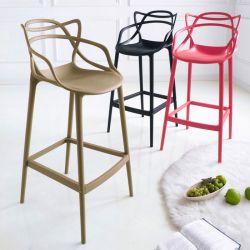 PP-601C-Grey  Bar Chair