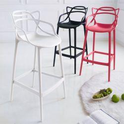 PP-601C-White  Bar Chair