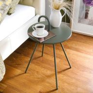 Bibione-Grey  Tray Table
