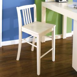 D390-Cream-BC  Bar Chair