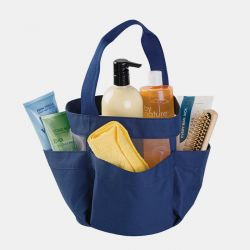 04671ES  Shower Caddy Tote