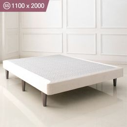 Foundation-1100  Super Single Mattress (하단) (Plastic 다리 7개 포함)