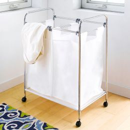 BN126 Laundry Sorter w/ Removable Bags
