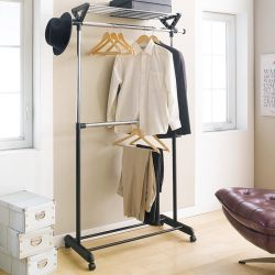 HG77B  Single Hanger Rack