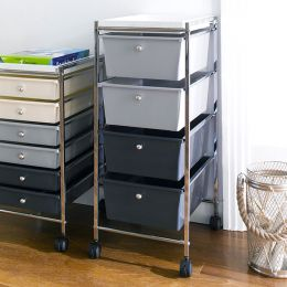 G304AB-C  4-Drawer Cart