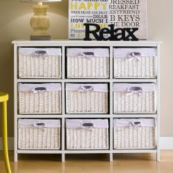 Jenni-9  9-Drawer Chest