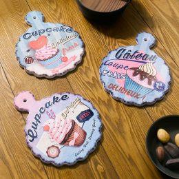 FD017  Pot Coaster  (3 Pcs)