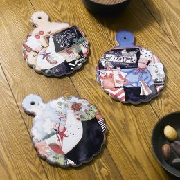 FD016  Pot Coaster  (3 Pcs)