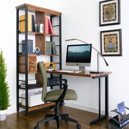 Choco-HD  Desk & Bookcase