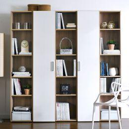 WB-5020-5  5-Unit Bookcase  (5 Pcs)