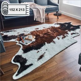 Hide Brindle  Area Rug