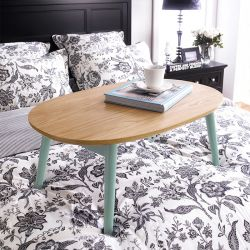 Bed Tray-Green  Foldable Cocktail Table
