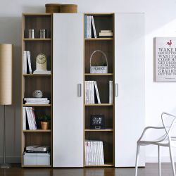 WB-5020-4  4-Unit Bookcase  (4 Pcs)