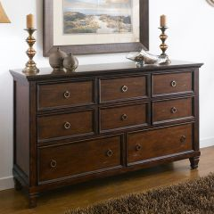 Tamarack-Brown  Drawer Dresser