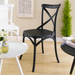 PP-681-Black  Chair