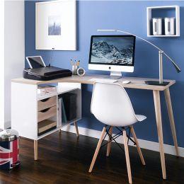 7545049AK  Desk w/ Drawer