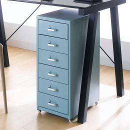 LLC-Z6B-Blue  Metal Cabinet