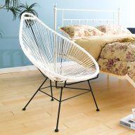 Resting-Gozo-White  Chair
