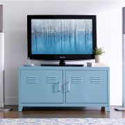 LLC-48-Blue  TV Stand