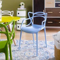 PP-601D-BLUE-KID  Chair