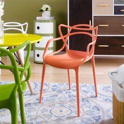 PP-601D-ORANGE-KID  Chair