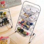 KS11-C  4-Mesh Basket Rack