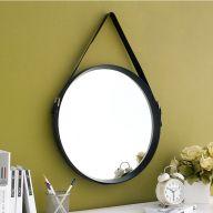 MY-ZM13-20-Black   Wall Mirror