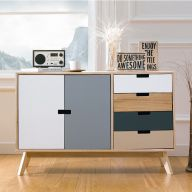 New York-Sideboard  Chest