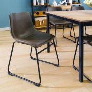 Oregon-Brown  Chair