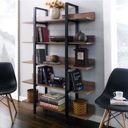 MB-200B-Walnut  Wall Unit