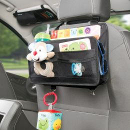 ST80140ES   Back Seat Organizer with Hooks