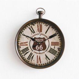 KLM1355  Wall Clock